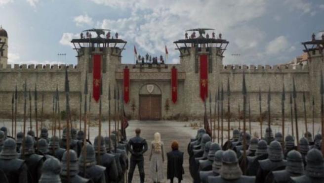 'Juego de tronos': ¿Qué demonios ha cambiado Desembarco del Rey?