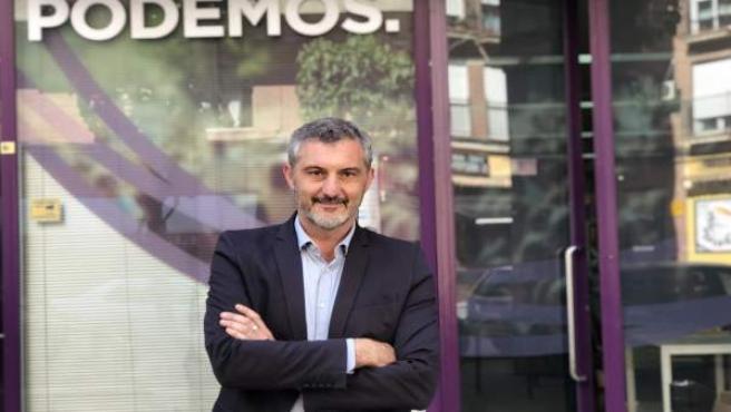 26M.- Podemos Ve Difícil Un Acuerdo Con Cs Y PSOE Pero Advierte Que Si Los Incritos Lo Aprueban Habría Pacto En Murcia