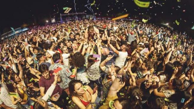 Más de 16.000 personas asisten a la primera jornada del Mallorca Live Festival