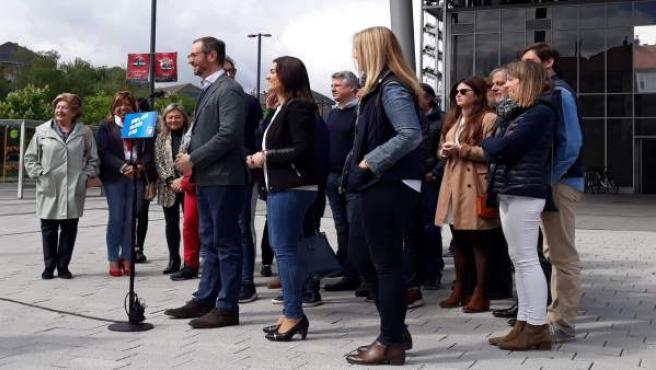 26M.-Maroto Asiste A La Campaña Como 'Un Testigo Más' Y Confía En Que El PP 'Recupere La Ilusión' En Estas Elecciones