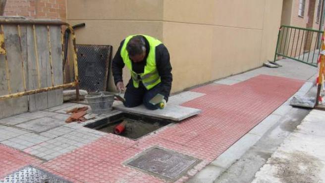 Trabajador En Salamanca