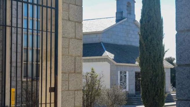 Panteón de Mingorrubio en el cementerio de El Pardo.