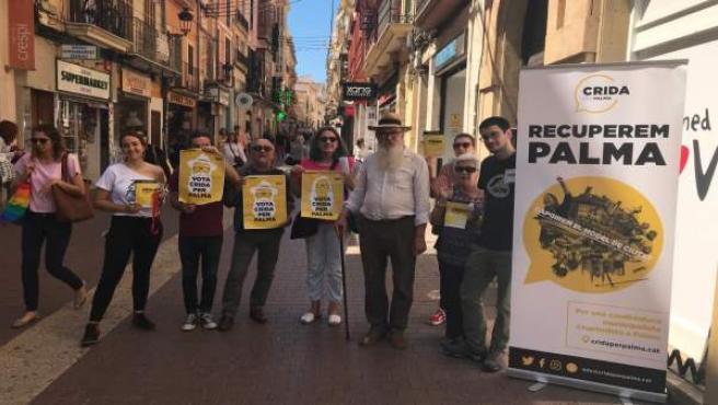 26M.- Crida Per Palma Plantea Prohibir El Alquiler Turístico En Toda La Ciudad