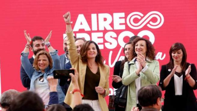 """Gómez plantea crear una """"red de barrios creativos"""" y restaurar espacios para dedicarlos a creación artística"""