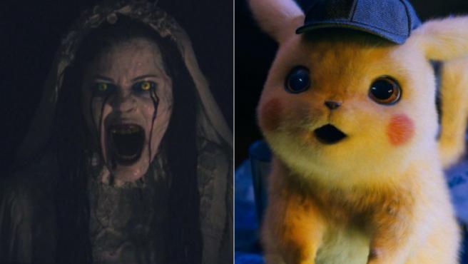 Un cine proyecta por error 'La Llorona' en vez de 'Detective Pikachu'