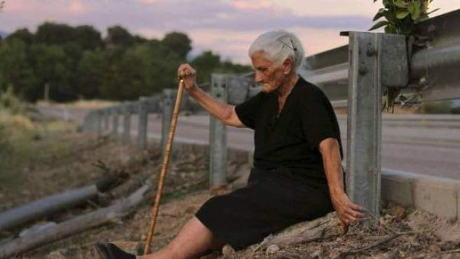 Un fotograma del documental 'El silencio de otros'.
