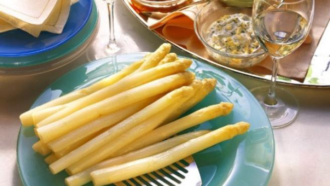 Cinco Recetas Fáciles Para Cocinar Platos Con Espárragos Blancos
