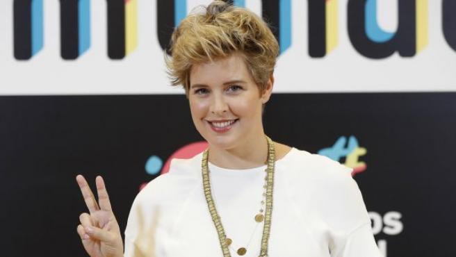 La presentadora Tania Llasera, en 2018.