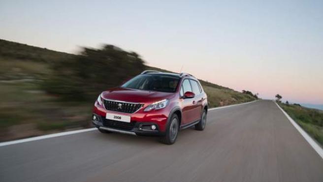 Peugeot 2008, desde 17.340 euros.