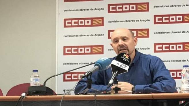 CCOO Aragón cree que el registro de la jornada laboral ayudará a acabar con el presentismo y fomentar la conciliación
