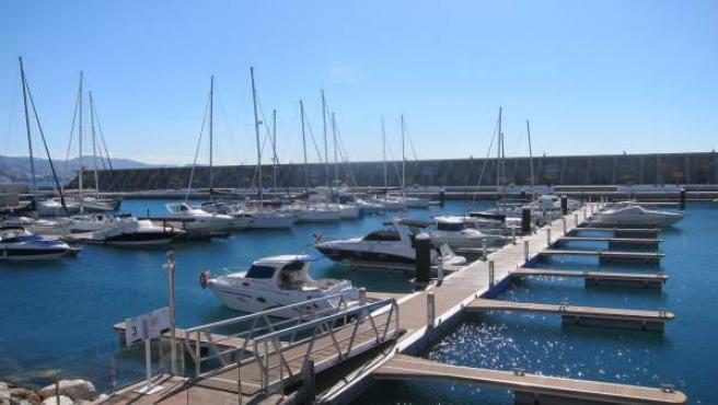 Puerto, atraque, turismo, náutico, barco, calado, mar, club, mediterráneo, costa