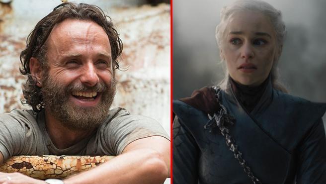 El troleo de 'The Walking Dead' a 'Juego de tronos'