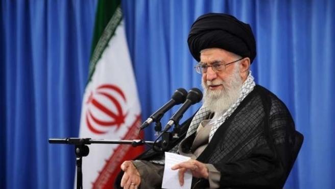 El líder supremo iraní, el ayatolá Alí Jamenei.
