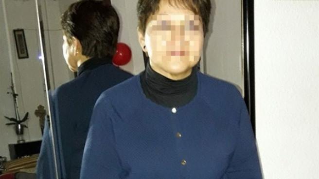 Gloria Francisca Zavala, de 53 años, ha sido hallada muerta.