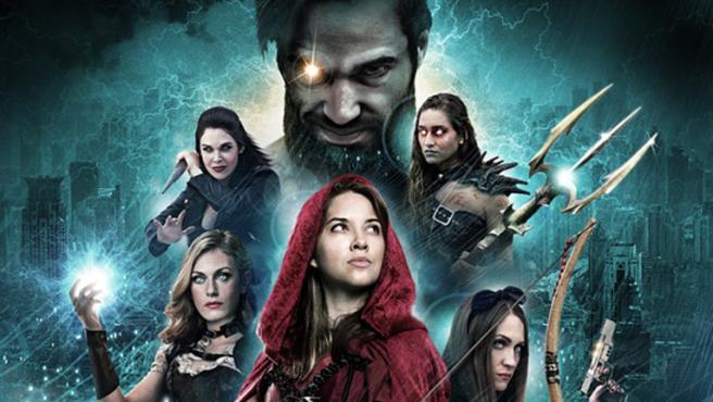 'Avengers Grimm': las vengadoras caspa de The Asylum