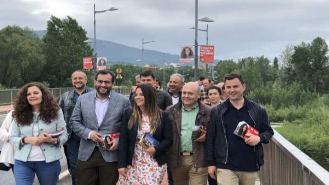 26M.- Ibán García Se Compromete A 'Movilizar' Recursos De Europa Para 'Dar Una Oportunidad' A Las Cuencas Mineras