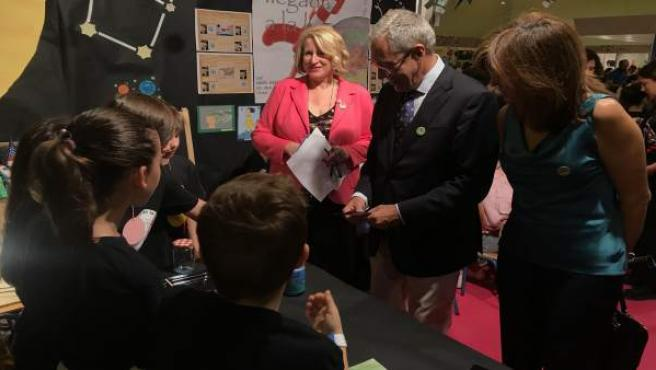 Sevilla.- Más de 6.000 estudiantes divulgan sus trabajos y experimentos en la mayor Feria de la Ciencia de España