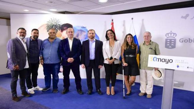 El Día de Canarias contará con más de 50 eventos culturales, educativos, deportivos y de ocio en las 8 islas