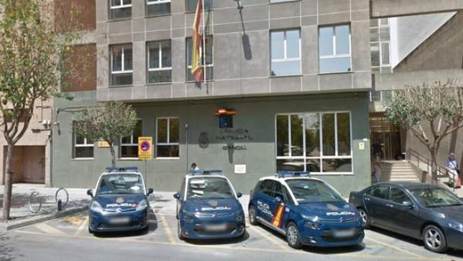Comisaría de la Policía Nacional de Gandía, en Valencia, en una imagen de archivo.