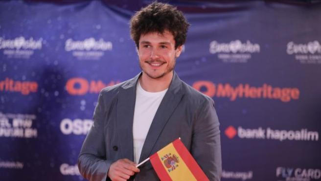 Miki, representante español en Eurovisión 2019.
