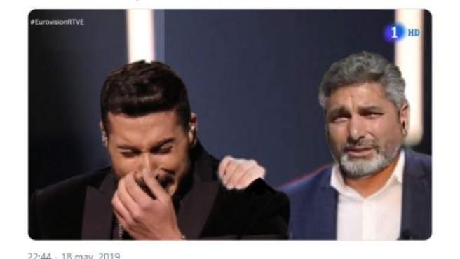 Memes de Eurovisión 2019.