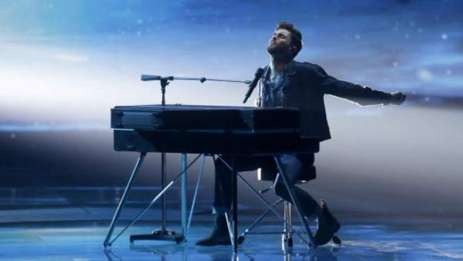 Duncan Laurence (Países Bajos), en Eurovisión.