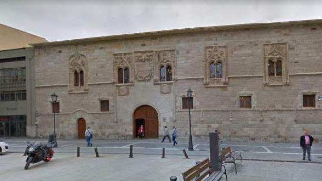 La Audiencia Provincial de Zamora, en una imagen de archivo.