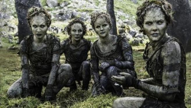 Los Hijos del Bosque en 'Juego de tronos'.