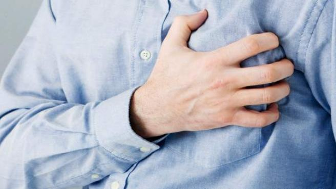 Infarto, ataque corazón