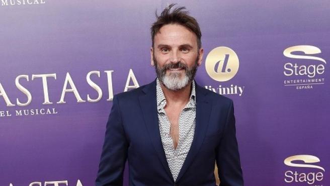 El actor Fernando Tejero, en 2018.