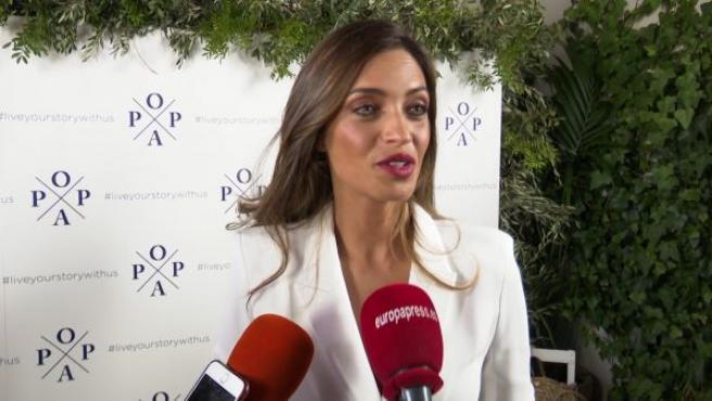 Sara Carbonero comparece ante la prensa