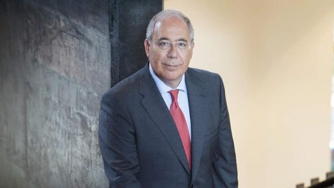 Roberto Fernández, rector y ex presidente de la CRUE.
