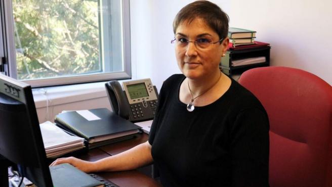 Clara Molina, vicerrectora de la Universidad Autónoma de Madrid
