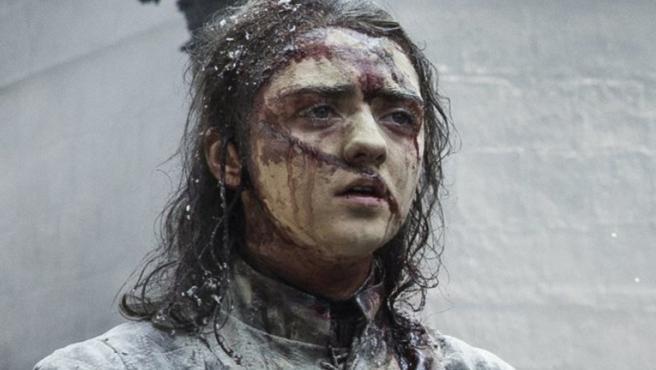 'Juego de tronos': Maisie Williams decepcionada con el final de Arya