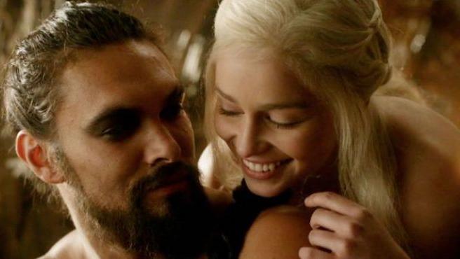 'Juego de tronos': Jason Momoa se pone dothraki con el final de la serie