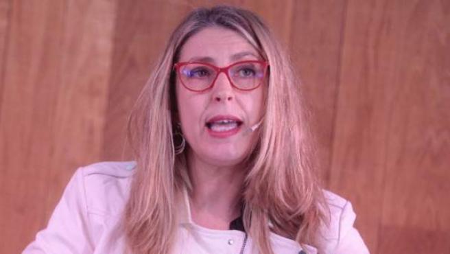 María Eugenia Rodríguez Palop.