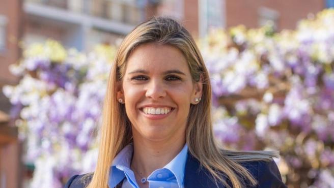 Judit Piquet, candidata del PP al Ayuntamiento de Alcalá de Henares.