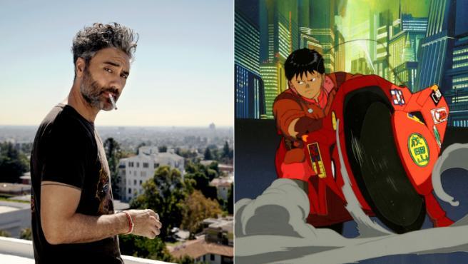 El remake en imagen real de 'Akira' llegará en 2021 de la mano de Taika Waititi