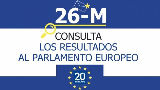 Recuento electoral en las elecciones europeas.