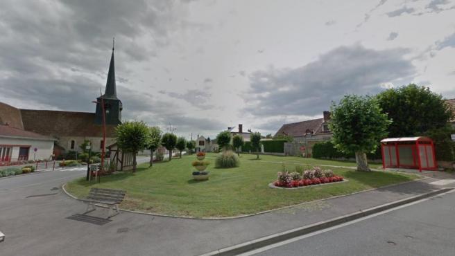 Imagen de la localidad francesa de Montereau, en el departamento de Loiret.