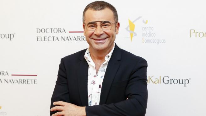 El presentador Jorge Javier Vázquez, en una imagen de archivo.