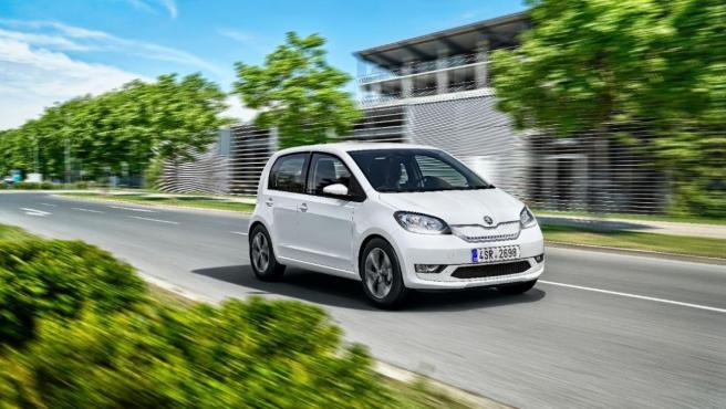 Skoda pondrá a la venta a finales de año su primer coche 100% eléctrico: el Citigoe iV.