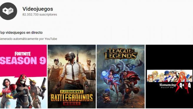 La 'app' de YouTube Gaming cierra este jueves