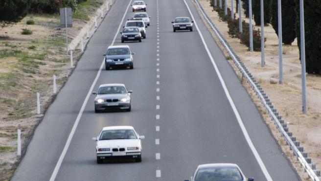 Tráfico.- La DGT prevé casi un millón y medio de desplazamientos por las carreteras de C-LM durante el Puente de Mayo