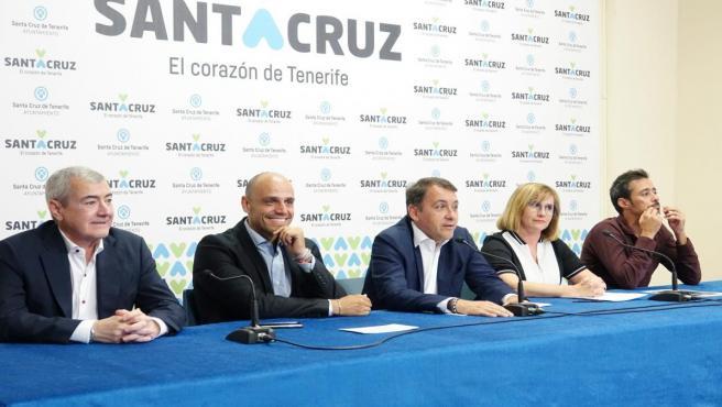 Más de 300 artistas participan este fin de semana en 'Actúa Santa Cruz'