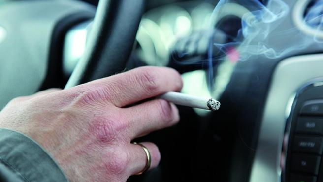 El 86,3% de los encuestados considera que debería estar prohibido fumar en aquellos vehículos con niños en el interior.