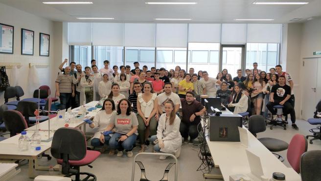 Cerca De 1 500 Estudiantes De La Uja Han Participado En Los