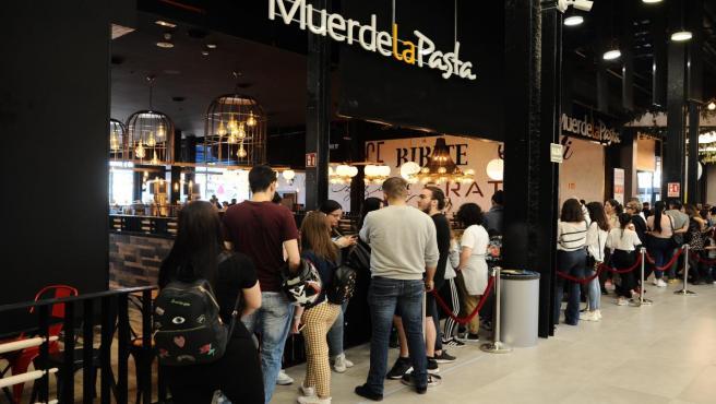 COMUNICADO: El primer 'Muerde la Pasta' de La Rioja abre en Parque Rioja Xperience