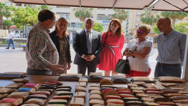 Cádiz.- La III Feria de Muestras del Parque Natural de Los Alcornocales abre sus puertas en Algeciras