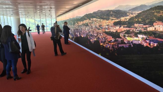 Bilbao contará con un nuevo atractivo turístico: el mirador de la Torre Iberdrola (Foto) manda iberdrola